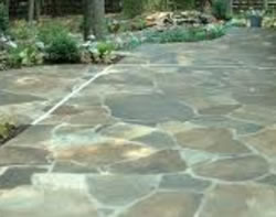 The beauty of flagstone pavers
